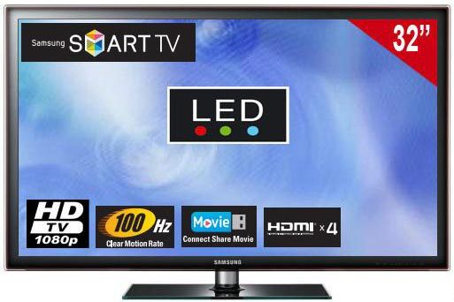 0fd122c26d624 Televisor LED 32   Samsung UE32D5500 Comprar en Tienda de Tecnología